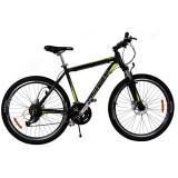 Bicicleta MTB Passati 3500 27.5 27 viteze negru
