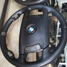 Volan Piele BMW E 65 Facelift