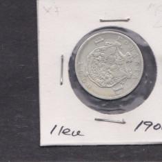 CMR1 - 1 LEU 1900 - Moneda Romania, Argint