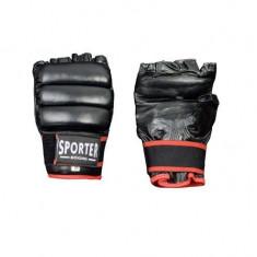 Manusi fara degete-Sporter (GS-938Black) - Manusi box