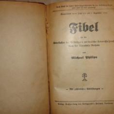 Fibel (abecedar) - Carte veche