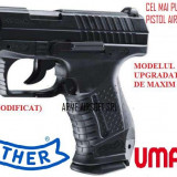 Pist. WALTHER P99/MODIFICAT Max3.3 J/ Blow Back- garantie 1AN