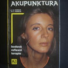 V. G. VOGRALIK - AKUPUNKTURA  {limba maghiara}