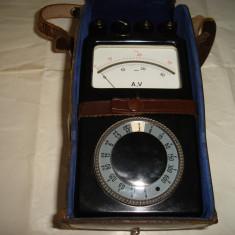 Aparat masura AEG vintage - Multimetre