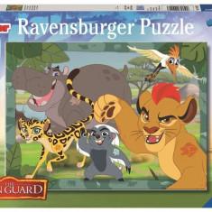 Puzzle Garda Felina, 100 Piese