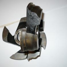 Freza ruseasca placata cu vidia model deosebit - Masina de frezat, 1-3.5