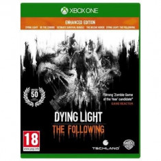 Dying Light The Following Enhanced Edition Xbox One, Shooting, Multiplayer, 18+