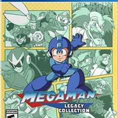 Mega Man Legacy Collection Ps4 - Jocuri PS4, Role playing