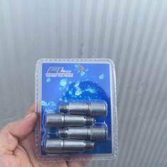 Set 4 Conectori Rapizi Inox FL Magnetici conector rapid Rod pod Stativ