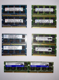 Memorie laptop SODIMM 4GB DDR3 1333 Mhz PC3 10600 (1x4Gb) TESTATA, 4 GB