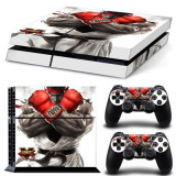 Official Street Fighter V Ps4 Console And Controller Sticker Skins Gloves, Huse si skin-uri, Venom