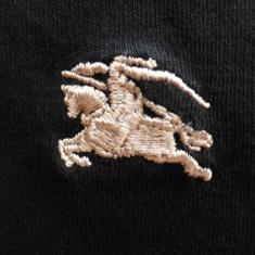 Tricou Burberry London; marime L, vezi dimensiuni exacte; impecabil - Tricou dama, Marime: XXL, Culoare: Din imagine, Maneca scurta