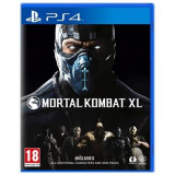Mortal Kombat Xl Ps4, Actiune, 18+