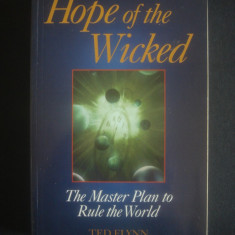 TED FLYNN - HOPE OF THE WICKED * THE MASTER PLAN TO RULE THE WORLD - Carte paranormal