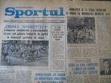 Ziarul Sportul (15 mai 1973), Steaua-Dinamo, Ilie Nastase, Beldeanu-U Craiova