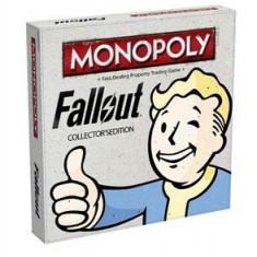 Joc Monopoly Fallout Edition Board Game - Joc board game