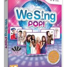We Sing Pop Solus Nintendo Wii - Jocuri WII U, Simulatoare, Toate varstele