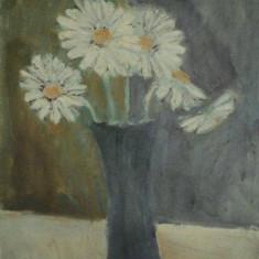 Constantin Craciun, Vas cu flori - Pictor roman