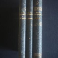 VASILE ALECSANDRI - OPERE COMPLETE volumele 3, 4 si 5  {1904-1908}