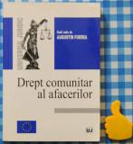 Drept comunitar al afacerilor Augustin Fuerea