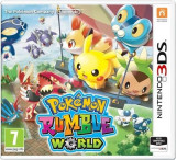 Pokemon Rumble World Nintendo 3Ds, Actiune, Toate varstele, Single player