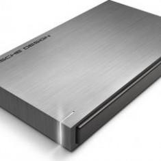 Lacie, 500GB, USB3.0, gri HDD extern Western Digital LC-301998, 500-999 GB, 2.5 inch