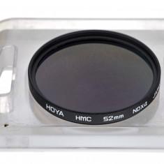 Hoya HMC 52mm ND X4 Neutral Density Japan - Filtru foto, 50-60 mm, Neutru