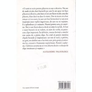 ALEXANDRU PALEOLOGU - BREVIAR PENTRU PASTRAREA CLIPELOR