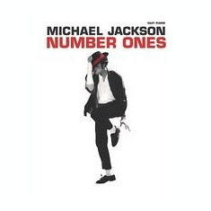 Michael Jackson: Number Ones: Easy Piano - Carte in engleza