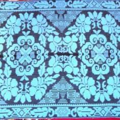 Macat Traditional Din Lana 100 Tesut La Razboi Anii 1900!