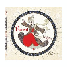 Rumi: Whirling Dervish - Carte in engleza