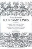 Four Symphonies in Full Score, F. Schubert