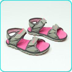 DE FIRMA → Sandale usoare, comode, aerisite, calitate NIKE → fetite | nr. 28 - Sandale copii Nike, Culoare: Din imagine, Fete, Piele sintetica