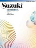 Suzuki Violin School: Violin Part, F. Schubert