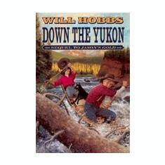 Down the Yukon - Carte in engleza