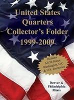United States Quarters Collector's Folder 1999-2009: Denver & Philadelphia Mints foto