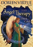 Angel Therapy Oracle Cards: A 44-Card Deck and Guidebook foto