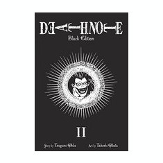 Death Note Black Edition, Vol. 2 - Carte in engleza