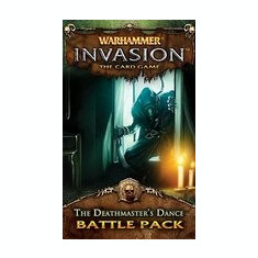 Warhammer Invasion Card Game: The Deathmaster's Dance Battle Pack - Carte in engleza
