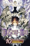 D.Gray-Man, Volume 10 [With Sticker]