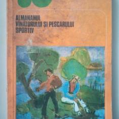 ALMANAHUL VANATORULUI SI PESCARULUI SPORTIV 1980 ( 207 PAGINI )