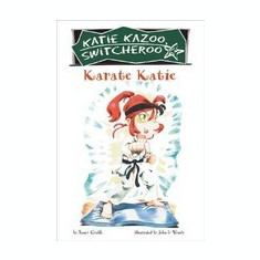 Karate Katie - Carte in engleza