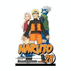 Naruto, Volume 28 - Carte in engleza