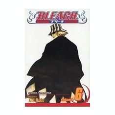 Bleach, Volume 6 - Carte in engleza