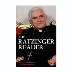 The Ratzinger Reader: Mapping a Theological Journey - Carte in engleza