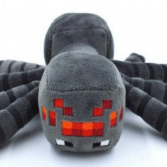 Minecraft plush pack ! Character: Spider - 18 cm !! - Jucarii plus