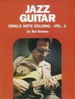 Ted Greene -- Jazz Guitar Single Note Soloing, Vol 1 foto