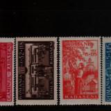 1944 l.p. 163 conditie perfecta - Timbre Romania, Nestampilat