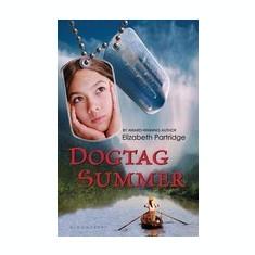 Dogtag Summer - Carte in engleza