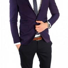 Sacou tip Zara Man - sacou barbati - sacou casual elegant- cod 6199, Marime: 54, Culoare: Din imagine